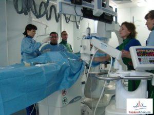 Комиссия по направлению пациентов для проведения коронарной, периферической ангиопластики и стентирования в Германии
