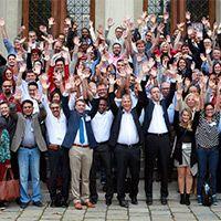 В сентябре 2017 года в Вене прошел международный мастер-класс по УЗИ-диагностике