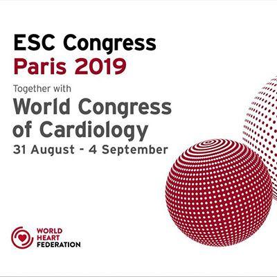 В начале сентября прошёл мировой кардиологический конгресс