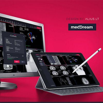 Программа «MedDream» на всех компьютерных устройствах КардиоКлиники