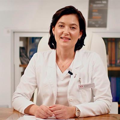 Главный врач Екатерина Викторовна Борисова о коронарографии