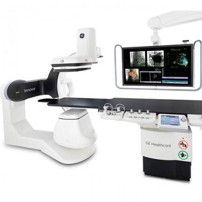 В КардиоКлинике установлена новая Ангиографическая система Innova IGS 5