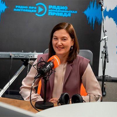 Екатерина Викторовна Борисова приняла участие в мероприятии медиагруппы «Комсомольская правда» – «Белый бал»